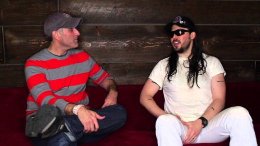 Riding Rollercoasters with Betty White and Some Deep Thoughts with Andrew W.K