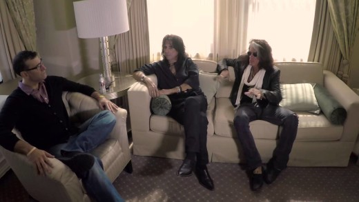 Alice Cooper & Joe Perry Breathe New Life to Hollywood Vampires