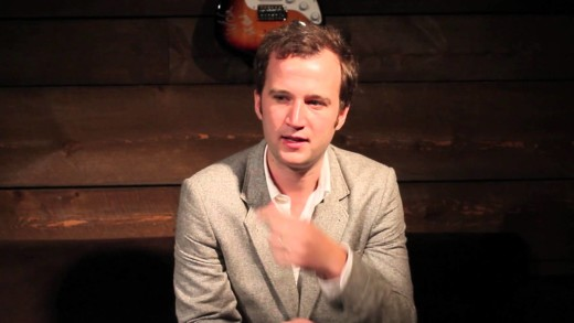 "The ""Name"" Game with Vampire Weekend's Chris Baio; Meet ""Poster"" Girl Masha"