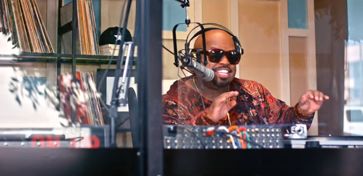 CeeLo Green Weighs in on New Track, and Gnarls Barkley Reunion
