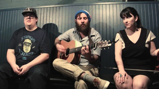 """In Good """"Spirits"""" with The Strumbellas"""