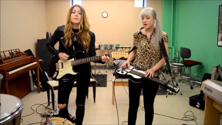 Let Larkin Poe Rock You Like a Hurricane