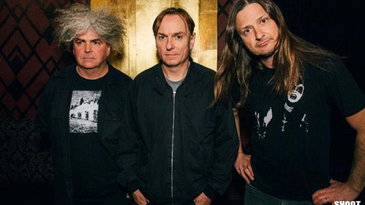 A-Sides with Jon Chattman: The Melvins Cover the 'Basses'; Kato and the Ellis Alice's Aery Debut