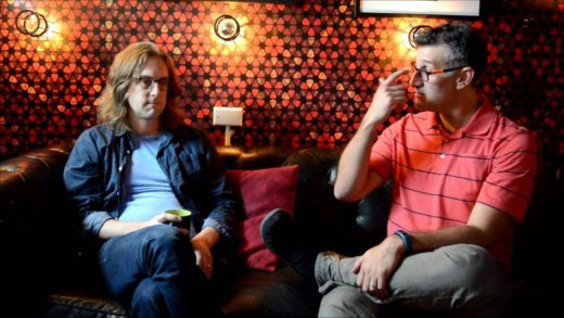 A-Sides with Jon Chattman: My Morning Jacket's Carl Broemel Goes it Alone; Crave some Gabe Dixon