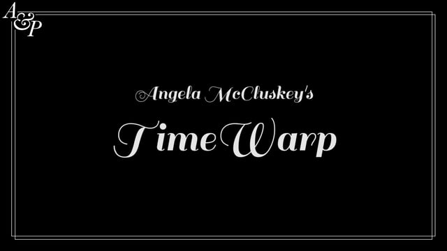 Do the 'Time Warp' with Angela McClusky