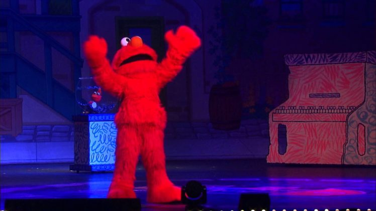 Sesame Street Live! is a 'Music' Master