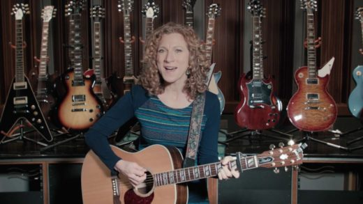 A 'Super' Laurie Berkner Kicks of Lowercase A-Sides!