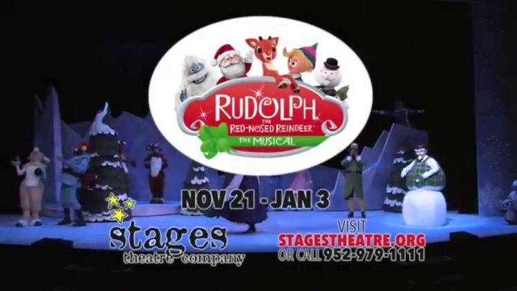 A Very Red-Nosed NYC – Talking 'Rudolph the Musical' with Sarah Errington