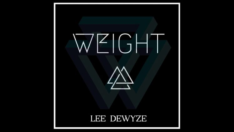 "Lee DeWyze's Worth the ""Weight""; Heated Jacket Required"