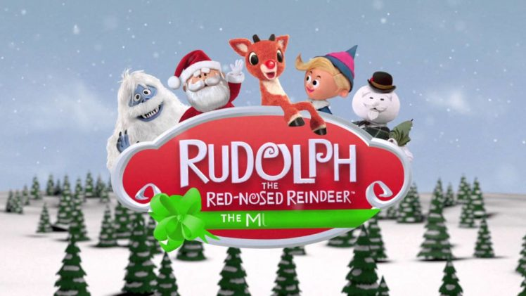 'Rudolph' is a Magical Time at Madison Square Garden