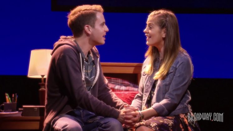 "Dear Dad and Evan Hansen – ""Sincerely, Me"""